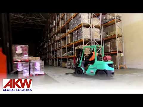 AKW Global Logistics | Freight Company - Contract Packing - Warehousing - Logistics Company