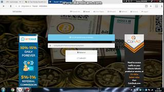 BITCOIN Жирный биткоин кран с выводом на faucethub #22