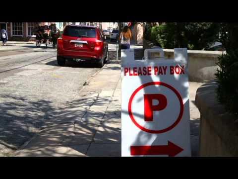 Palmetto Parking Charleston S.C.