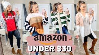 Baixar HUGE FALL/WINTER AMAZON TRY ON CLOTHING HAUL 2019