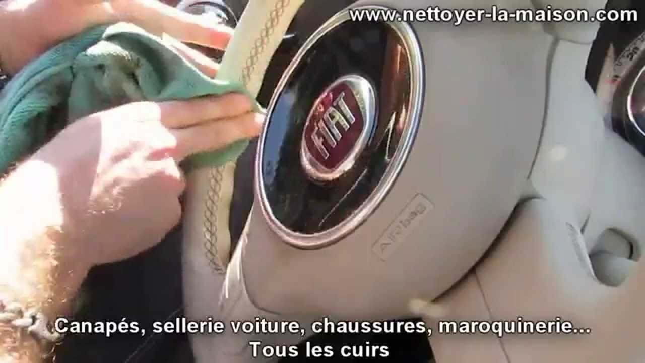 Nettoyer un volant en cuir mov youtube