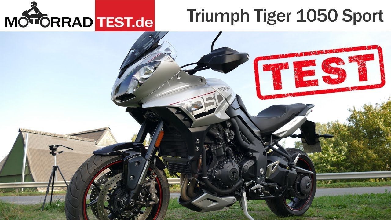 Triumph Tiger 1050 Sport