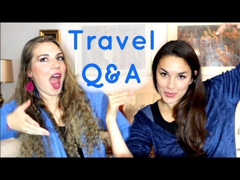 Travel Q&A part 1: Planning your trip & traveling in Australia & New Zealand?