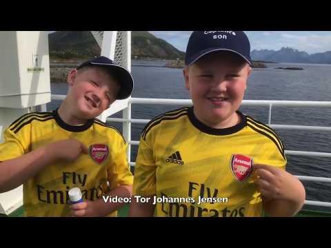 Johannes og Torstein ønsker seg fergestøtte til fritidsaktiviteter