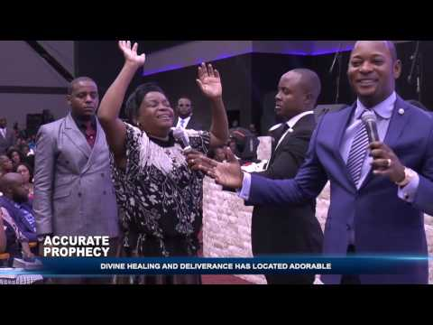 Pastor Alph LUKAU - God Is Bigger Than Anything ( Unusual Miracle)