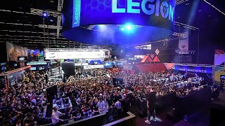 Strefa Lenovo Legion podczas IEM 2019 - relacja
