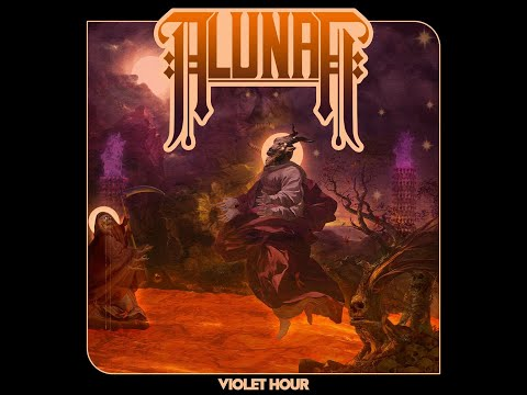 Alunah - Violet Hour (2019) (New Full Album)
