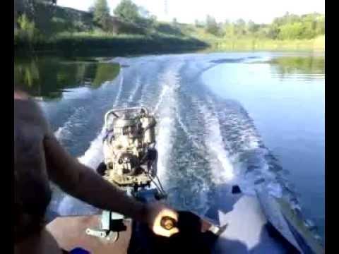 FastRepair #3 : Лодочный мотор