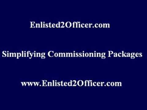 Navy Enlisted 2 Officer