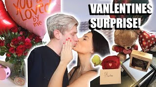 THE MOST AMAZING DAY OF SURPRISES ON VALENTINES DAY!!