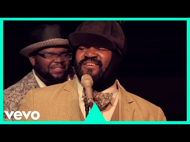 Gregory Porter – Hey Laura (Live In Berlin)