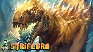 Hearthstone: Charged Devilsaur is here!