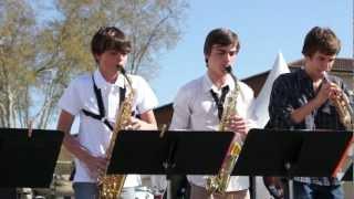 Atelier Jazz Montauban - Stolen Moments (Olivier Nelson cover)