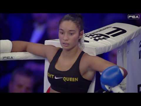 (Holland) Esma Hasshass vs Klaudia Pawicka (Poland)