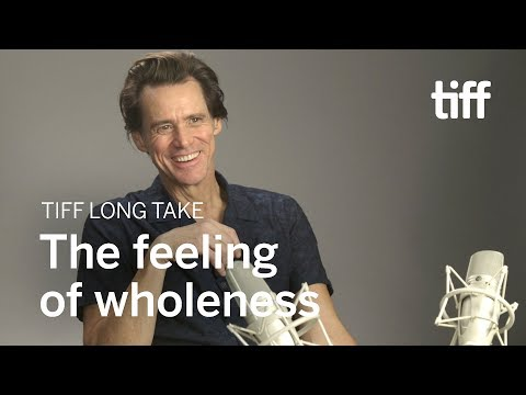 JIM CARREY  Characters, Comedy, and Existence  TIFF Long Take