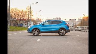 Nissan Qashqai. Теперь с системой Яндекс.Авто! Тест-драйв за 60 секунд.