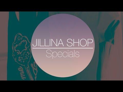 Jillina Shop Specials - deals & discounts