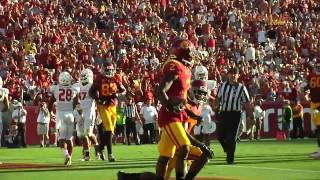 USC Football - Fresno St. Post Game Wrap