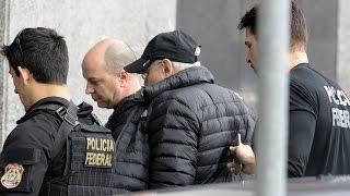 Guido Mantega: preso de manhã, solto à tarde