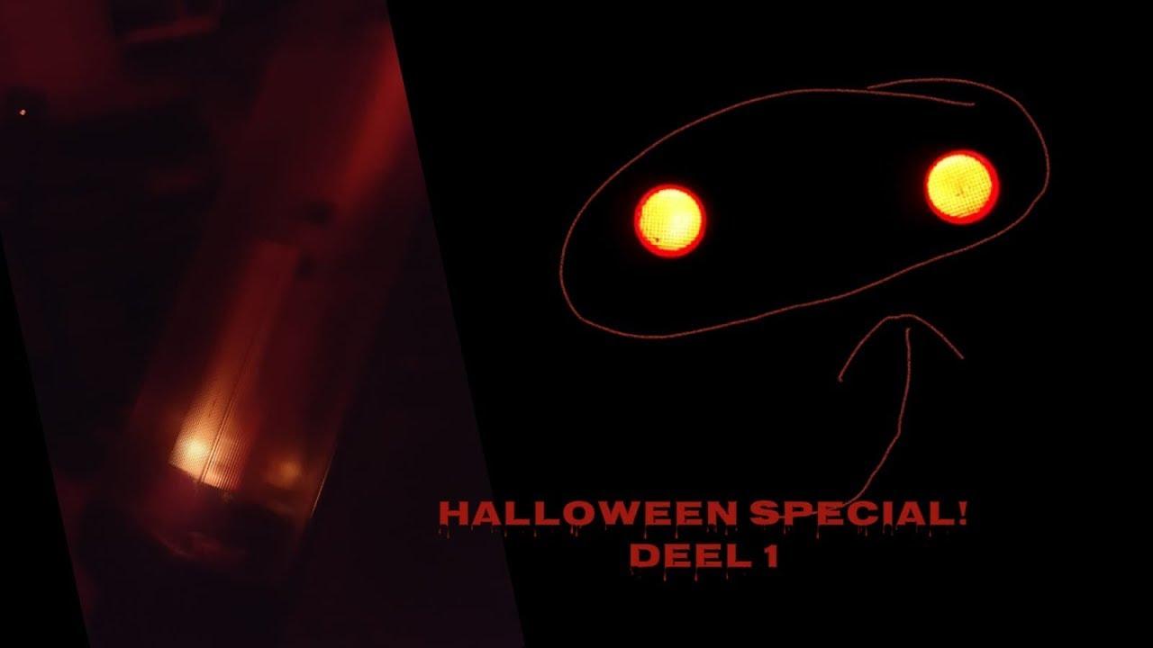 Halloween Gebruiken.Halloween Special Bus Verkeerslichten Gebruiken Als Decoratie