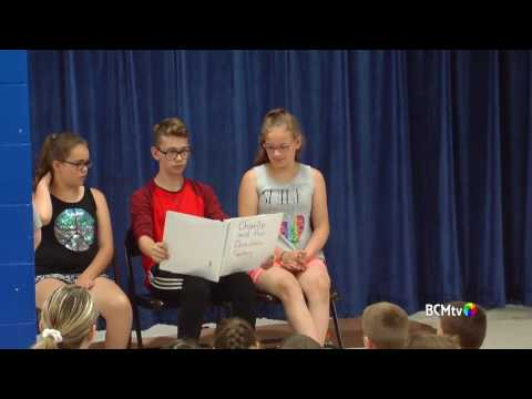Brookfield Elementary School presents Charlie & the Chocolate Factory