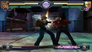 (PS2) King Of Fighters Maximum Impact - Maniax (SLPS-25636) Intro & GamePlay PSXPLANET.RU