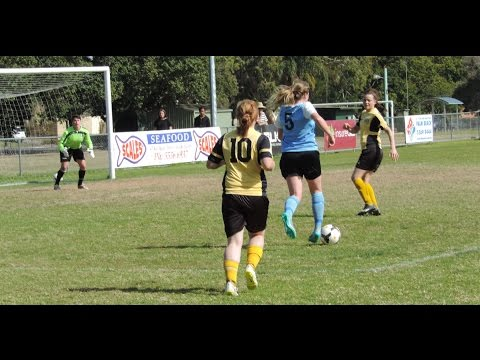 PS4NPLQLD Highlights - Palm Beach SC Women v Moreton Bay United Women