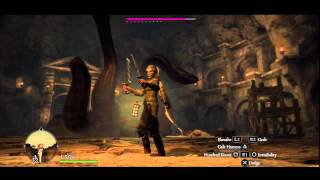 Dragon's Dogma - Solo Assassin vs Hydra