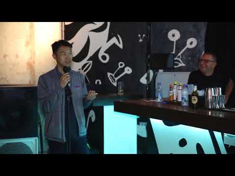 Coinscrum {Social} - Introducing Project PAI w/ ObEN co-founder Adam Zheng