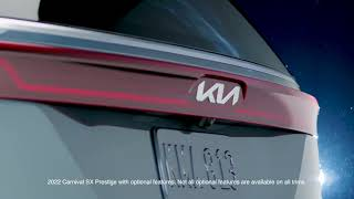 First Look | All-New 2022 Kia Carnival MPV Reveal