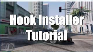 Hook Installer! My Script for Hook V & .NET, Trainer IN 1 Click GTA 5