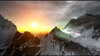 Climbing Mountains .   Instrumental music