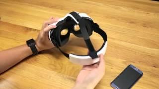 Tinhte.vn - Trên tay kính thực tại ảo Samsung Gear VR