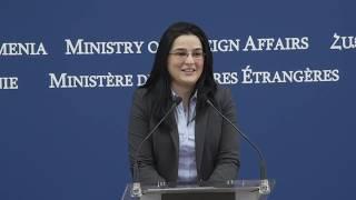 Հայաստանի և Արցախի դիրքորոշումներում հակասություններ չկան. Աննա Նաղդալյան