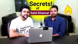 Secrets Of Sahil Khanna Revealed | The Amazing Business Man | Lapaas | Intellectual Indies