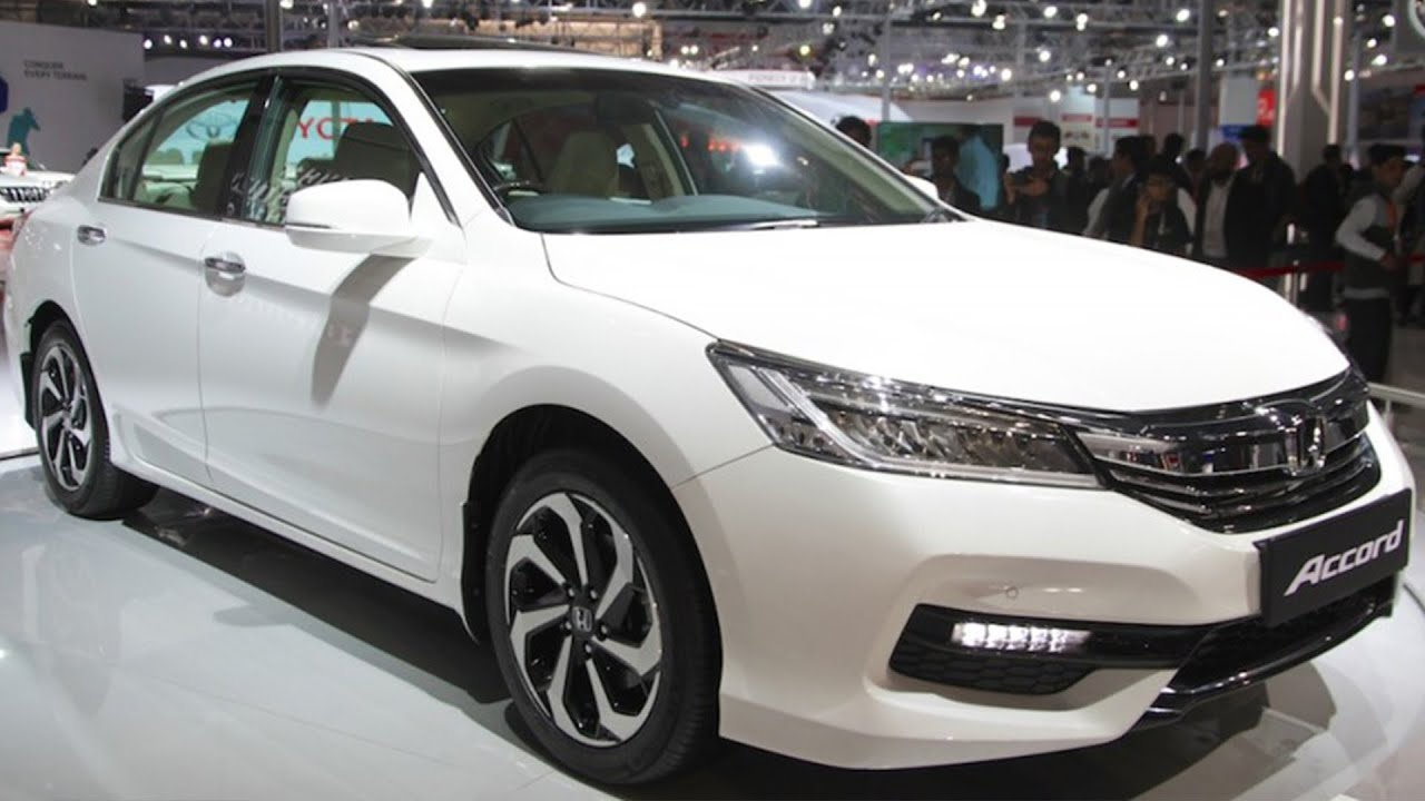 2016 new honda accord to launch in india youtube. Black Bedroom Furniture Sets. Home Design Ideas