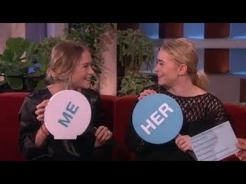 Ashley & Mary-Kate on The Ellen Show Full Interview