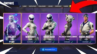 FORTNITE NEW FREE GALAXY SKIN! HOW TO GET GALAXY SKIN FREE IN FORTNITE BATTLE ROYALE!