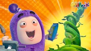 Чуддики Джеф и волшебные бобы Смешные мультики для детей