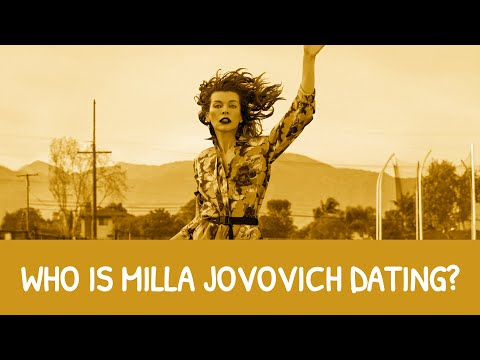 Milla Jovovich ❤ 8 Questions Answered