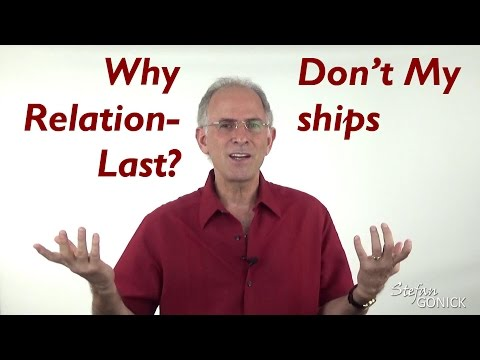 How can I attract a meaningful long lasting relationship? EFT Love Talk Q&A Show