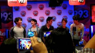 CD9 en Radio Disney México M&G Thumbnail