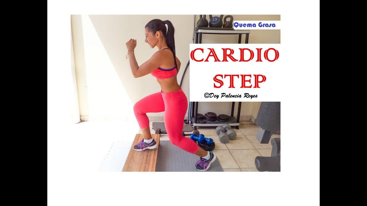 Video de rutina de cardio para adelgazar