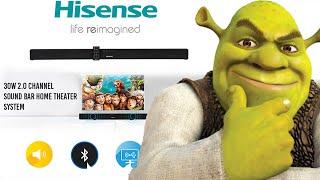 HISENSE 2.0 REVIEW
