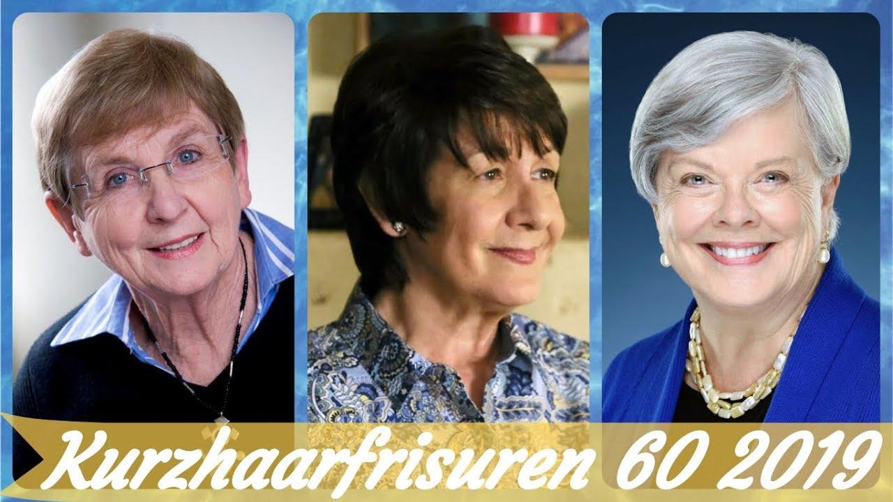 Die Schicke 20 Ideen Zu Kurzhaarfrisuren 2019 Frauen Ab 60