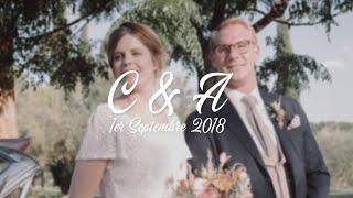 "Teaser Mariage "" C&A "" | 1er Septembre 2018"