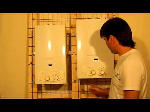 Ariston Fast 11\14 CFP Рубрика Обзор Академия теплотехники