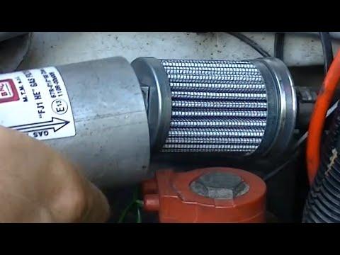 Brc Autogas Filter Wechseln Anleitung Gas Filter Tauschen