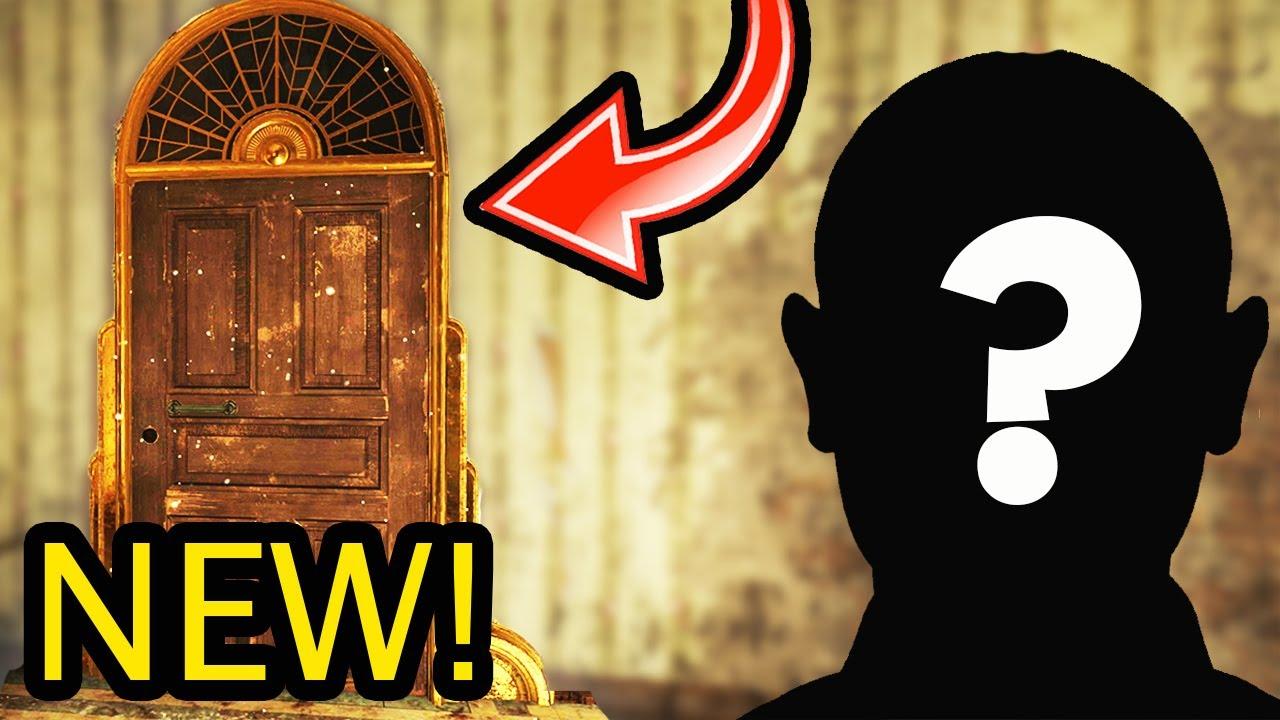 NEW MYSTERY MAN EASTER EGG ON KINO DER TOTEN! - Zombies Chronicles ...