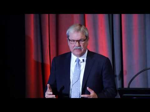Larry James at the Purpose Built Communities 2016 Conference